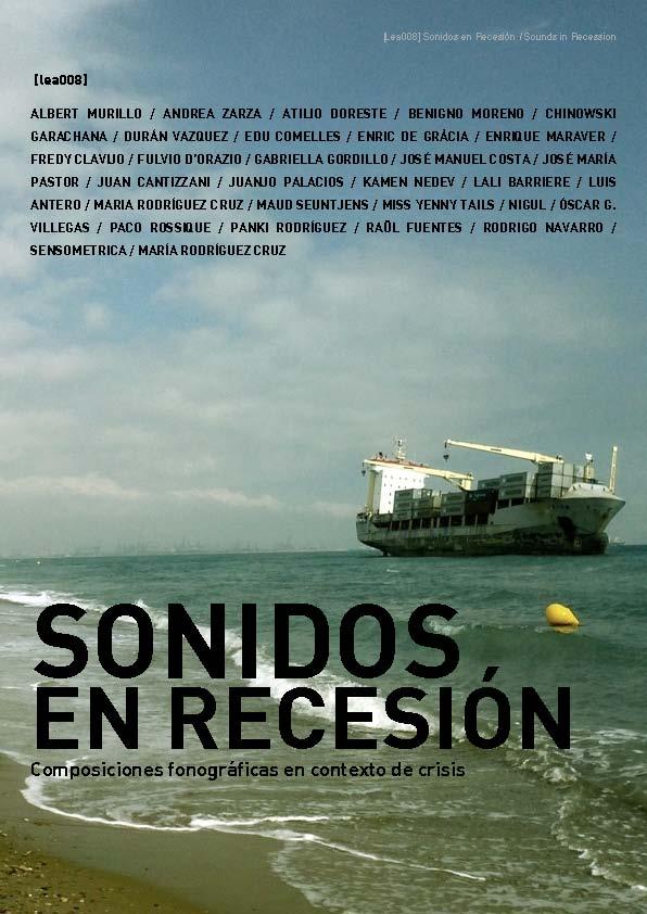 LEA ediciones - -lea008- SONIDOS EN RECESIÓN - Lea008_Info_Página_01