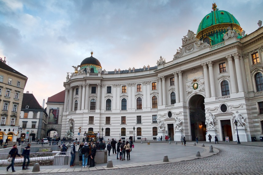 Michaelerplatz, Wien